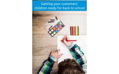 4 Supplements to help your customers get their children school ready